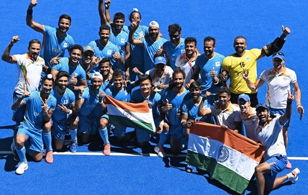 Olympics: Mens Hockey Team Wins Bronze, Ends 41-Year Wait For Medal