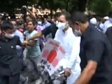 Video : Week After Tractor Ride, Rahul Gandhi Cycles To Parliament