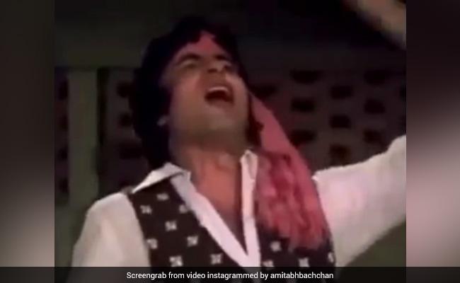 This ROFL Amitabh Bachchan Post Cracked Shweta And Navya Nanda Up. Easy To See Why