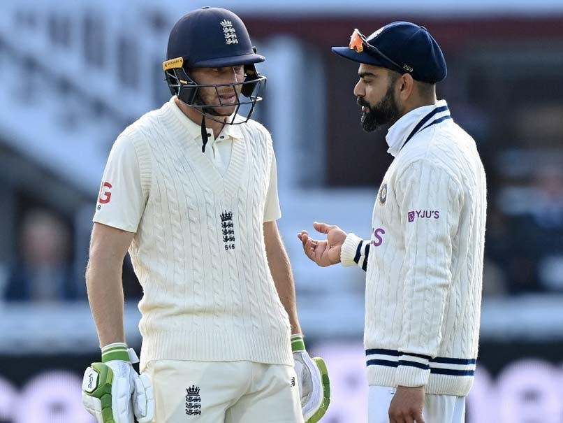 """England vs India: """"Tension On The Field"""" Motivated India To Lords Test Win, Says Virat Kohli"""