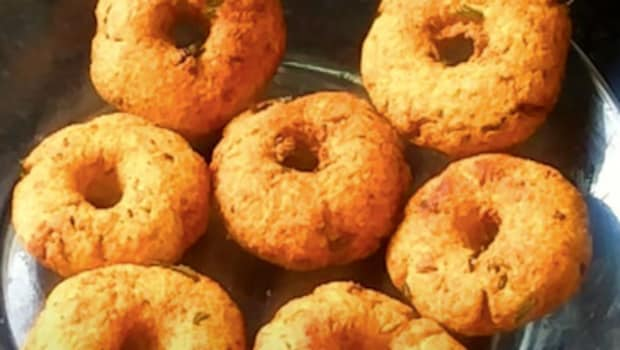Watch: Weight Loss: Try This Keto-Friendly Medu Vada Recipe For A High-Fat Breakfast Meal