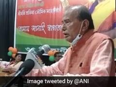 "Attack Trinamool In ""Talibani Style"", Says BJP MLA. His Party Clarifies"