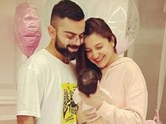 """How Anushka Sharma And Virat Kohli Are """"Staying Up To Speed"""" With Daughter Vamika's Schedule In London"""
