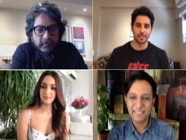 Video : Spotlight on Team <i>Shershaah</i>, Sidharth Malhotra & Kiara Advani