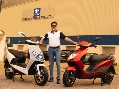 EVTRIC Motors Launches Company's First Electric Scooters