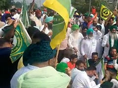 Punjab Sugarcane Farmers Block Highway, Want Hike In State Purchase Price