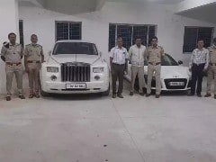 Rolls-Royce Phantom Formerly Owned By Actor Amitabh Bachchan Seized By Karnataka Transport Department