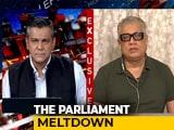 Video : Plan To Disrupt Parliament Was BJP's: Derek O'Brien