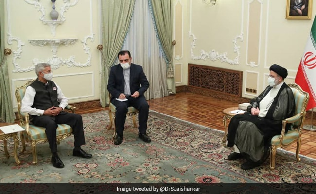 Welcome India's Role In Ensuring Security In Afghanistan, Says Iran