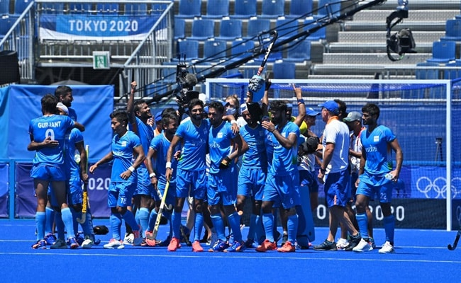 Tokyo 2020: India Men's Hockey Team Wins Olympics Bronze And Twitter Can't Keep Calm