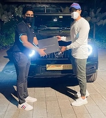 Actor Dulquer Salmaan Brings Home This New Mercedes-AMG SUV