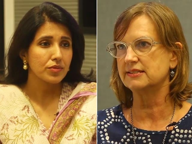 Video : There Is A Strong Focus On Leaving No One Behind: Susan Ferguson, UN Women Representative India