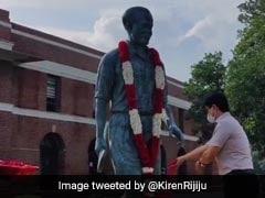 "Major Dhyan Chand Birth Anniversary: Kiren Rijiju, Anurag Thakur Remember The ""Wizard of Indian Hockey"""