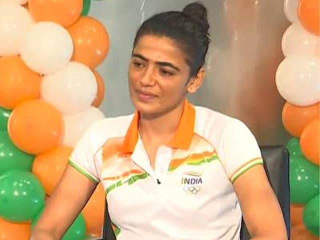 Video : PR Sreejesh Is My Idol: Savita Punia