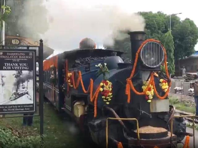 Video : Jungle Tea Toy Train Safari Introduced Between Siliguri And Rongtong