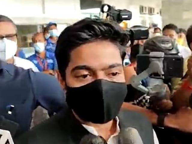 Video : Trinamool's Abhishek Banerjee, Wife Summoned In Money Laundering Case