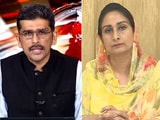 Video : 'Mawali' And Terrorist Tag, Farmers Insulted By Government: SAD's Harsimrat Badal