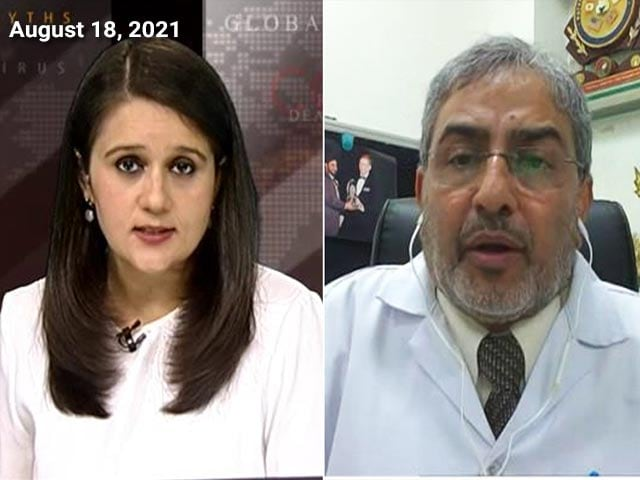 Video : Symptomatic Cases Rise Amid Concerns Over Delta+ Variant In Maharashtra