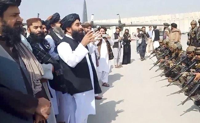 Afghanistan-Taliban Crisis LIVE Updates: Taliban Celebrate Victory As Last US Troops Leave Afghanistan