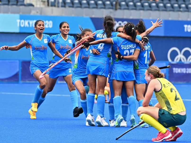 Tokyo Olympics: Indian Women's Hockey Coach Said Watching Movie On Self  Belief Rebuilt Shattered Morale | Olympics News