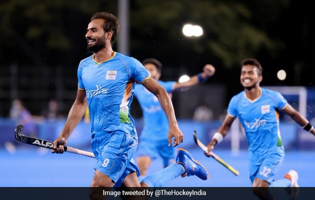 Olympics: India In Mens Hockey Semis, Back In Medal Race After 4 Decades