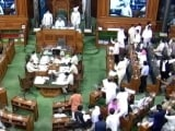 Video : Amidst Opposition Protests, Lok Sabha Passes 3 Bills, 3 Others Introduced
