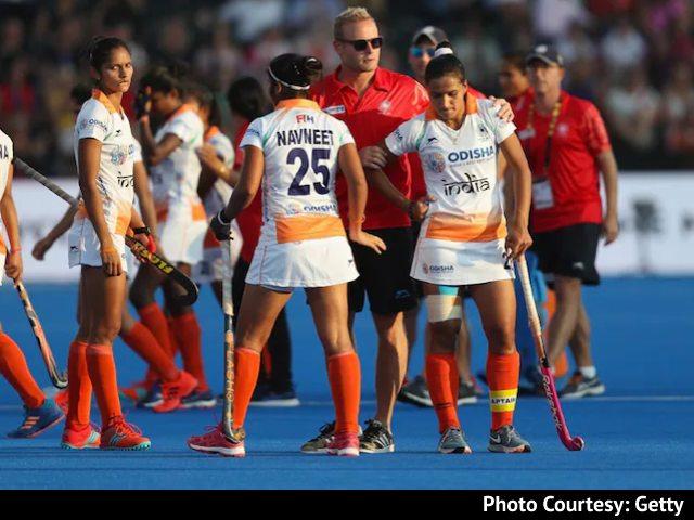 Video : Tokyo Olympics: Spirited Indian Women's Hockey Team Goes Down Fighting In Bronze Match