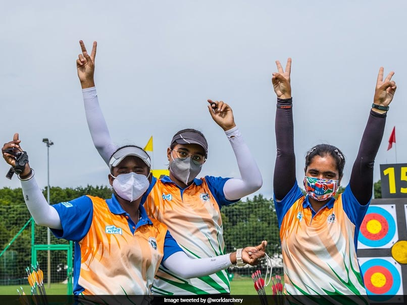 World Archery Youth Championship: Indian Compound U-18 Womens Team, Mixed Team Smash Junior World Records In Qualifying