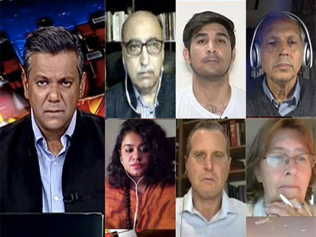 Video : Impact Of Taliban Rule On India, Pakistan And China