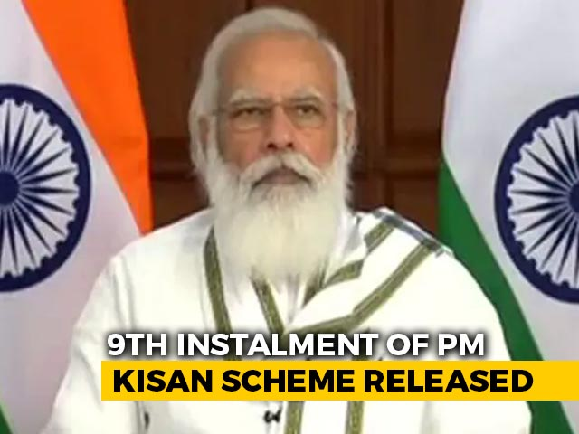 Video : Rs 19,500 Crore Transferred To Over 9.75 Crore Farmers Under PM-Kisan Scheme