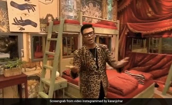 Bigg Boss OTT: Karan Johar Gives A Tour Of The New House