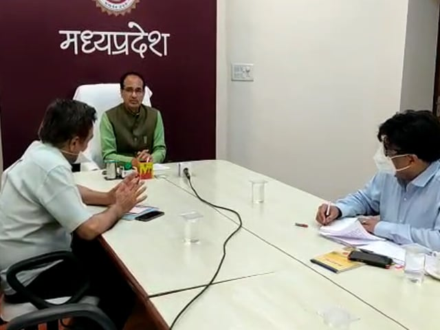 Video : Madhya Pradesh Schools To Open Twice A Week
