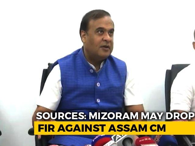 Video : Fresh Negotiations Between Assam, Mizoram After Talks With Amit Shah