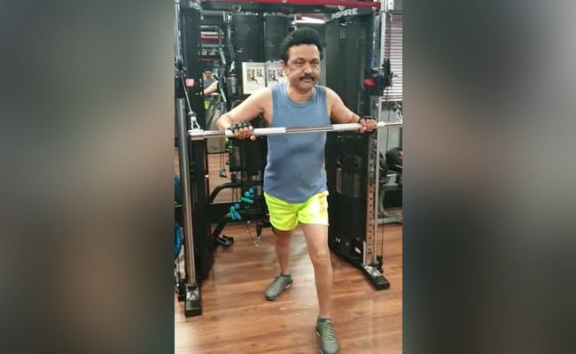 Watch: MK Stalin Hits The Gym In Latest Video, Sets Fitness Goals
