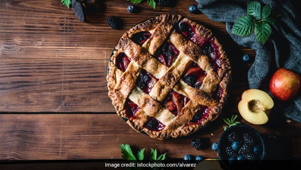 Wait, What? Padma Lakshmi's Quick And Easy Pie Recipe Is Made With Lassi