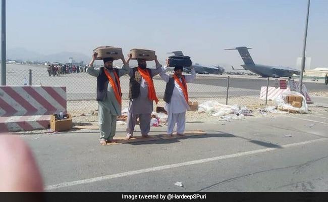 3 Copies Of Guru Granth Sahib Flown To India From Afghanistan