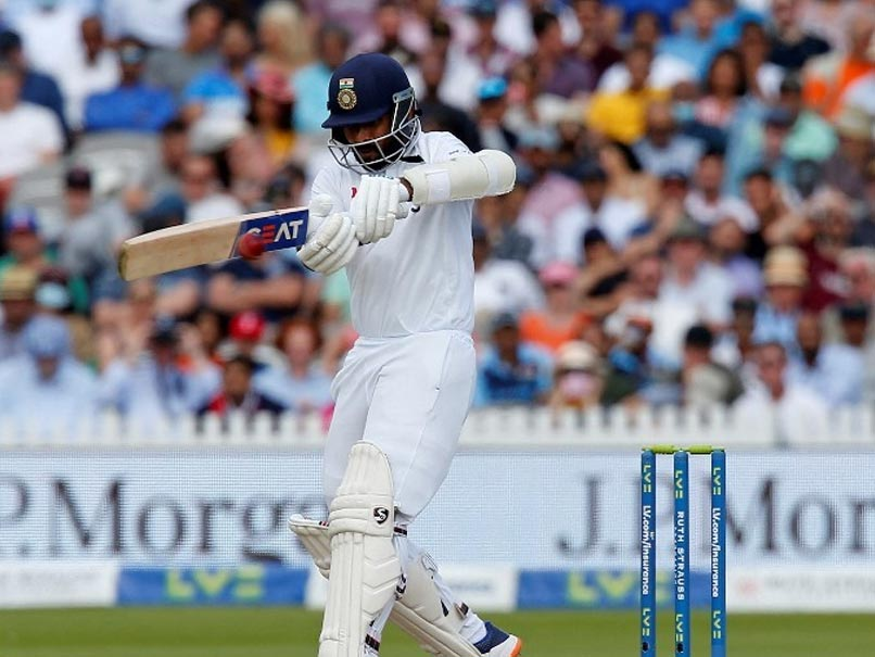 """""""People Talk About Important People"""": Ajinkya Rahane On Facing Scrutiny Over Form"""