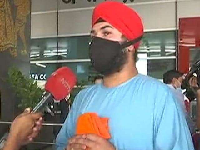 """Video : """"Just Wanted To Leave"""": <i>Granthis</i> Who Carried Guru Granth Sahib From Kabul"""
