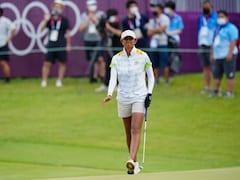 """Hard To Be Happy"": Golfer Aditi Ashok On Fourth-Place Finish At Tokyo Olympics"