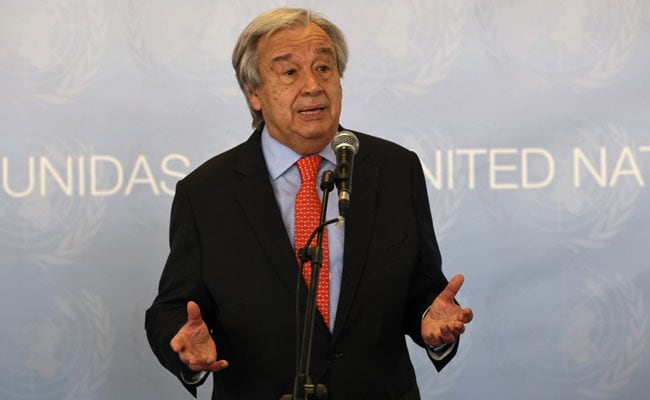 'Let's Heed His Message Of Peace': UN General Secretary On Gandhi Jayanti