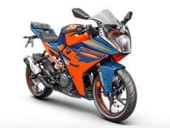 2022 KTM RC 390 Images Leaked Online