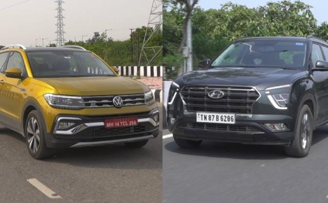 Video : VW Taigun vs Hyundai Creta: Comparison