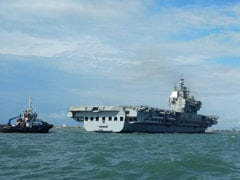 Onboard India's Indigenous Aircraft Carrier Vikrant: See Photos