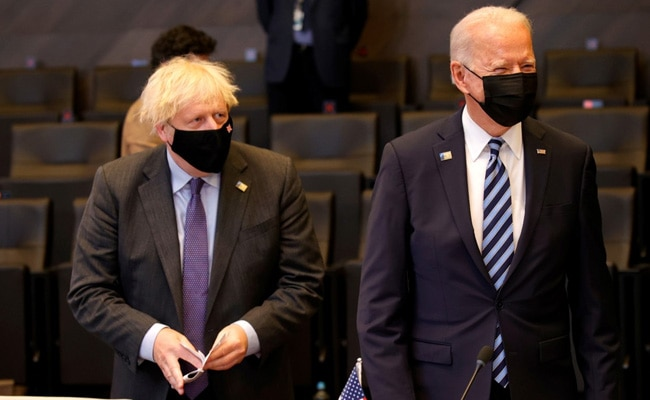 Non-Committal Biden Says US-UK Free Trade Deal 'Continuing To Be Discussed'
