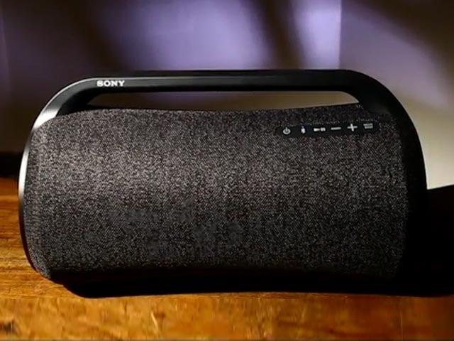 Video : Sony SRS XG500: Massive and Amazing