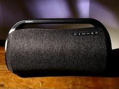 Sony SRS XG500: Massive and Amazing