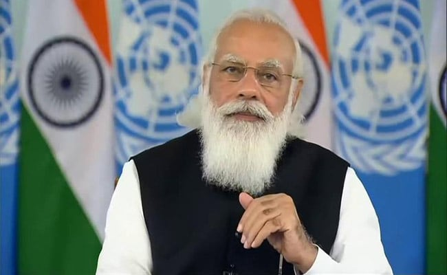 PM Modi To Address UN General Assembly First Time In Person Since Covid