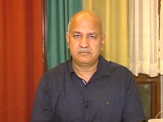 Video : Delhi Government Receives Over 35,000 Suggestions On Reopening Of Schools: Manish Sisodia