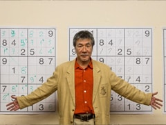 "Japan's ""Father Of Sudoku"" Maki Kaji Dies At 69 After Cancer Battle"