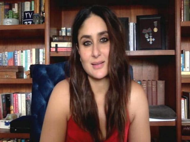 "Video : ""Surrogacy Was A Fleeting Conversation"": Kareena Kapoor To NDTV"